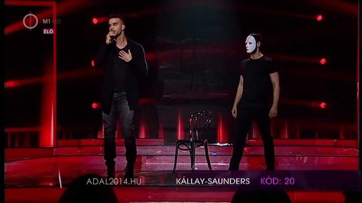 running eurovision hungary lyrics