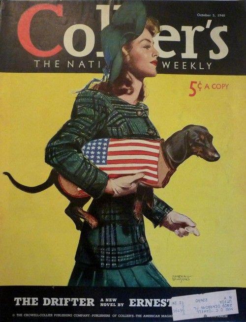 Σε περιοδικό του 1940...