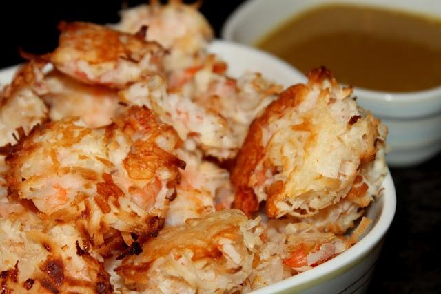 Baked Coconut Shrimp   Food   Pinterest
