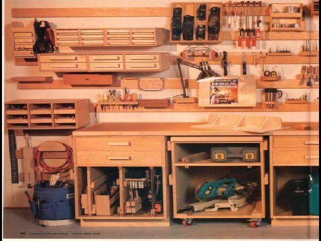 garage tool box ideas - Tool Storage Garage Tool Storage Ideas