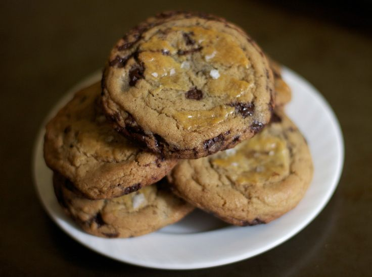 Layered Chocolate Chip Cookies. | Sweetie Pie | Pinterest