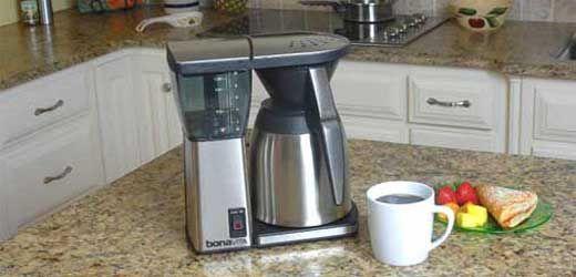Bonavita Bv1800 8 Cup Coffee Maker Carafe