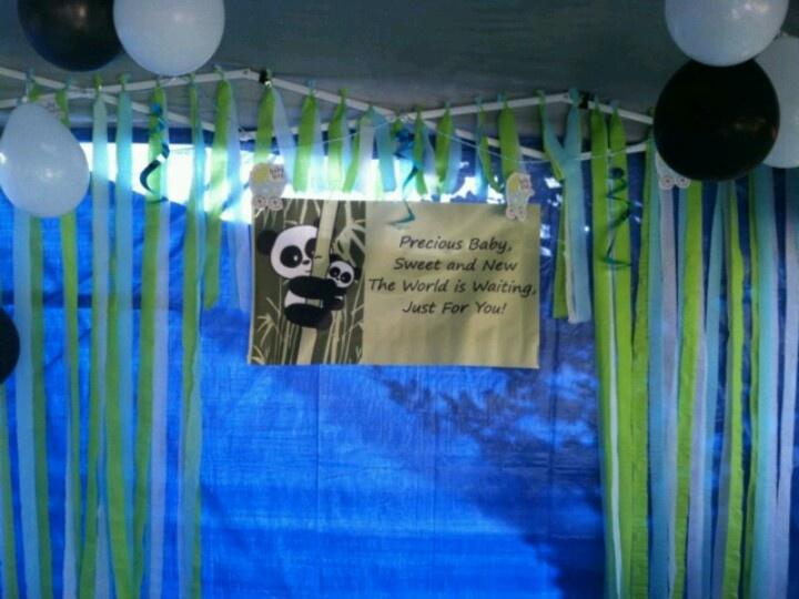 panda baby shower julie 39 s baby shower pinterest