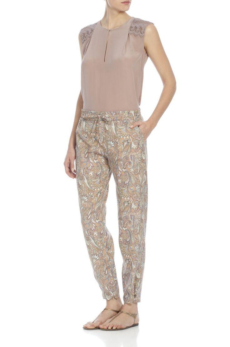 BDBA SS14 Pajama Trouser and nice Top