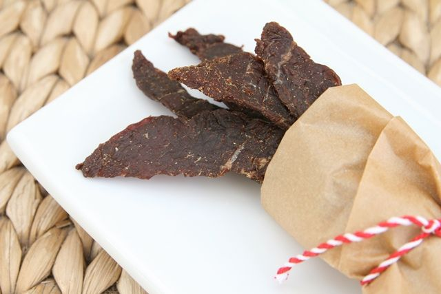 Chipotle beef jerkey | Paleo-esque | Pinterest