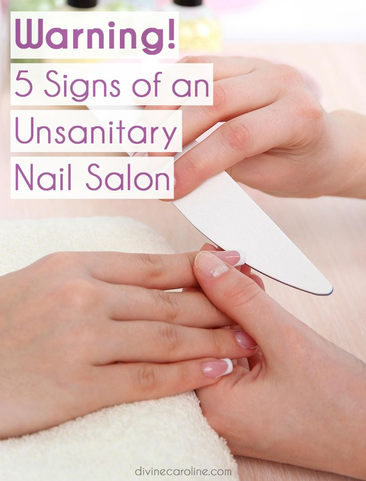 Dirt alert five signs of an unsanitary nail salon for 33 fingers salon