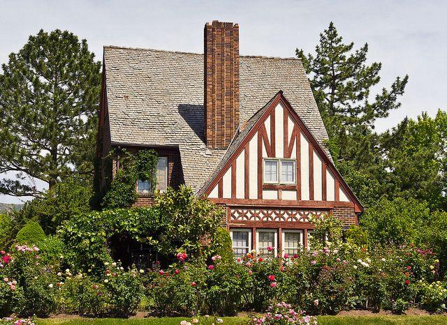 Tudor Revival Style Tudor Pinterest