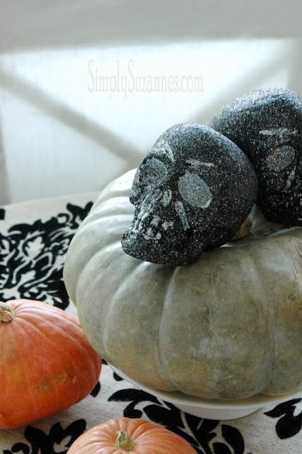 Simply Suzanne's AT HOME: It's Halloween 'at home'