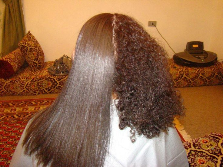 Как сделать черные волосы в домашних условиях