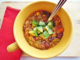 Pumpkin Turkey Chili | Healthy : Main Dish | Pinterest