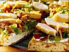 BLT salad pizza | Pizza | Pinterest