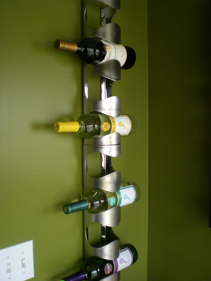 wine rack ikea for the home pinterest