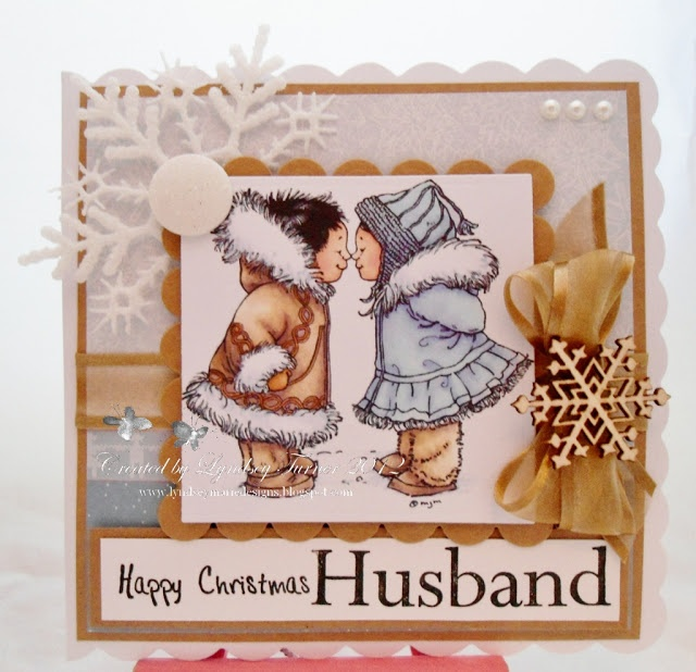 Lyndsey Marie Designs | Christmas Cards | Pinterest: pinterest.com/pin/428827195738486431