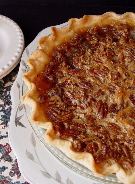 Classic Pecan Pie | Deserts | Pinterest