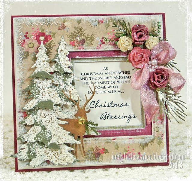 In My Little Korner: Christmas Blessings...