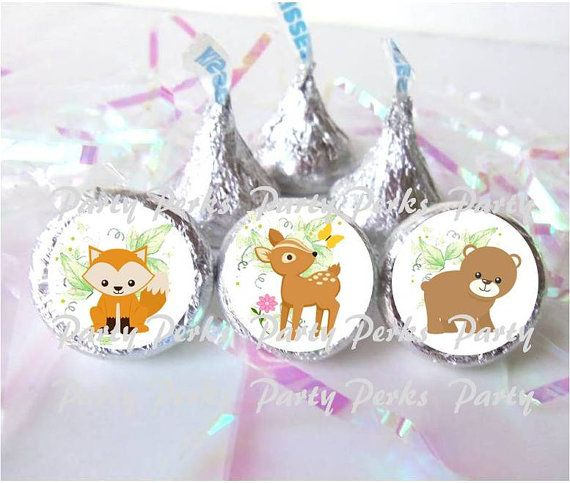 woodland animals baby shower favors car tuning