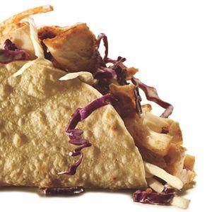 Taco Recipe: Spicy Fish Tacos With Slaw: Organic Gardening