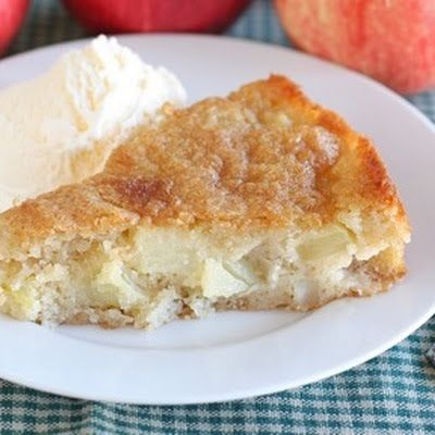 Marie Helene's Apple Cake   Desserts (cookies / cakes / pies)   Pinte ...