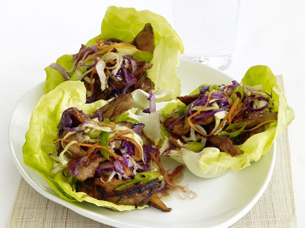 Moo Shu Pork from FoodNetwork.com - Easy & delicious. My picky eaters ...