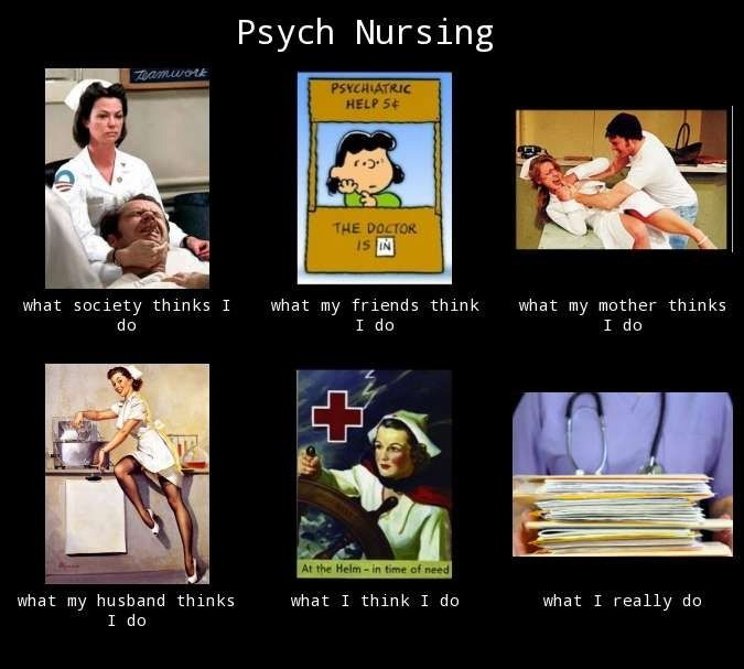 how to become a psych nurse
