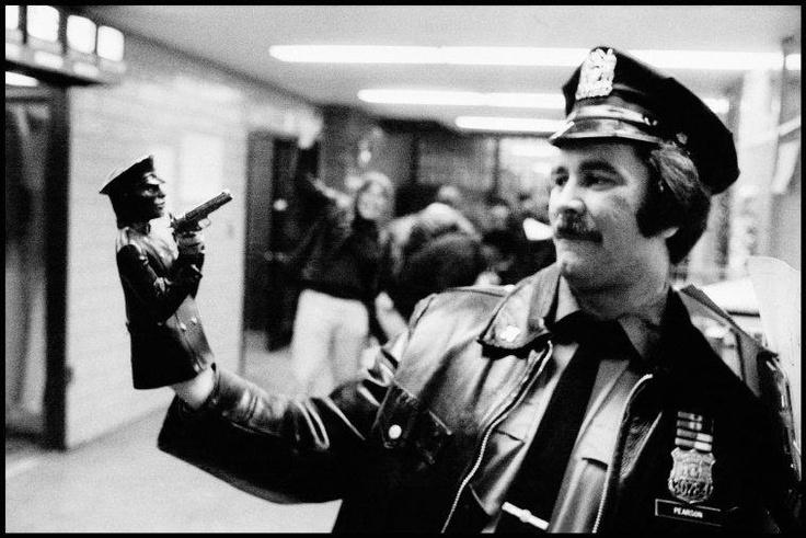 Leonard Freed - Police Work
