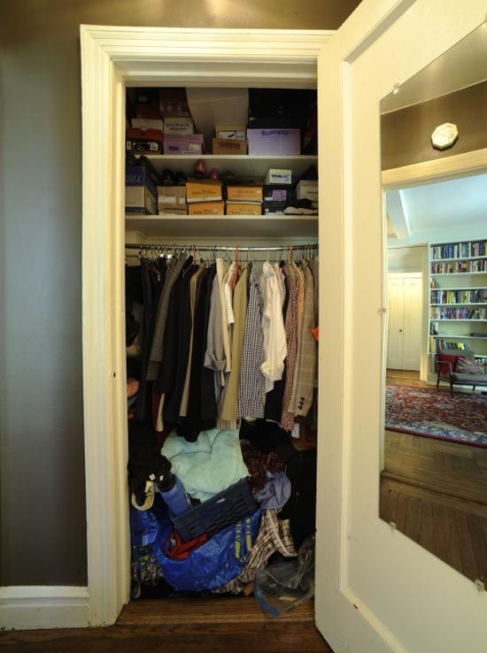 organizing tips for small closets home style pinterest
