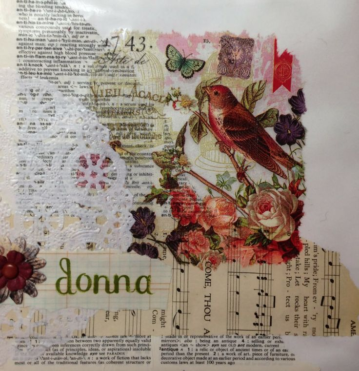 mixed media projects