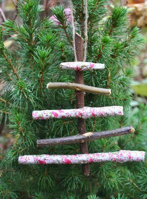 Mijn thuisgevoel: Christmas DIY Ornaments SWAP