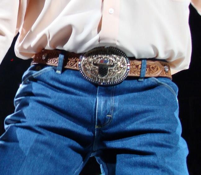Belt Buckle George Strait King Of Country Pinterest