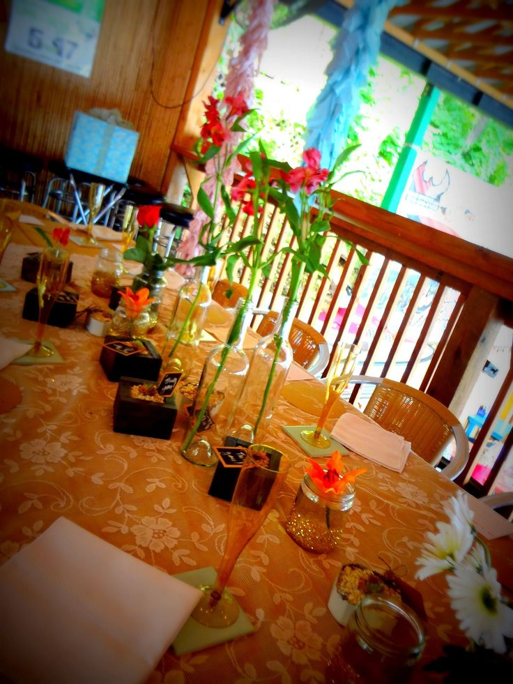 Pinterest wedding shower table decorations photograph brid Bridal shower table decorations