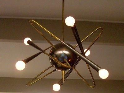 Simpler Atomic Light Fixture