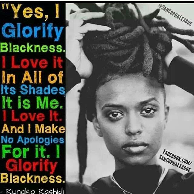 love my Blackness! | Celebrating Black History Month! | Pinterest