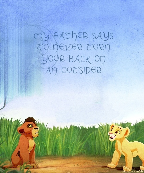 lion king 2 quotes - photo #28