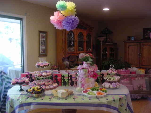 baby girl shower party ideas pinterest