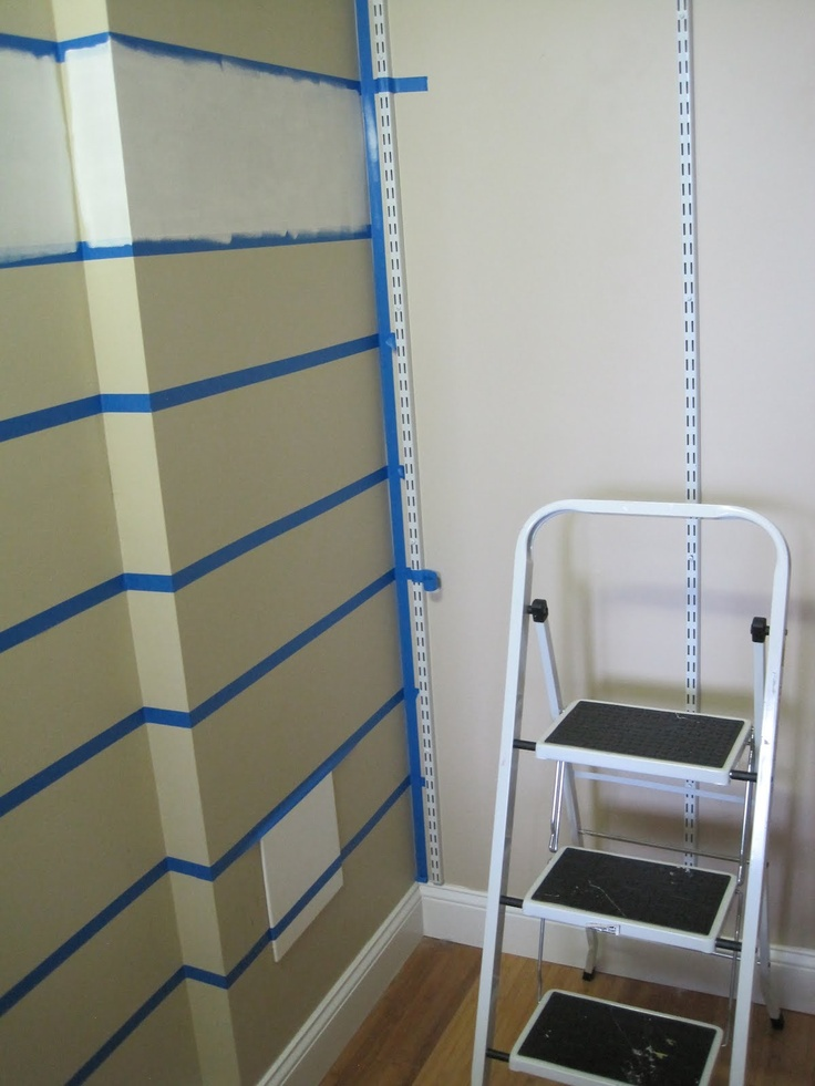 Tips for painting stripes on a wall painting pinterest