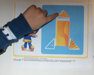 The Activity Mom: Printable Team Umizoomi Shape Puzzles