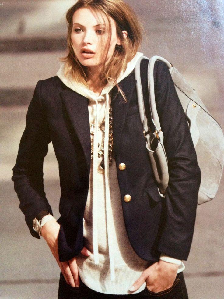 BLAZER Executive Fashion Blazer With Hoodie (Hybrid). Sayang Kl