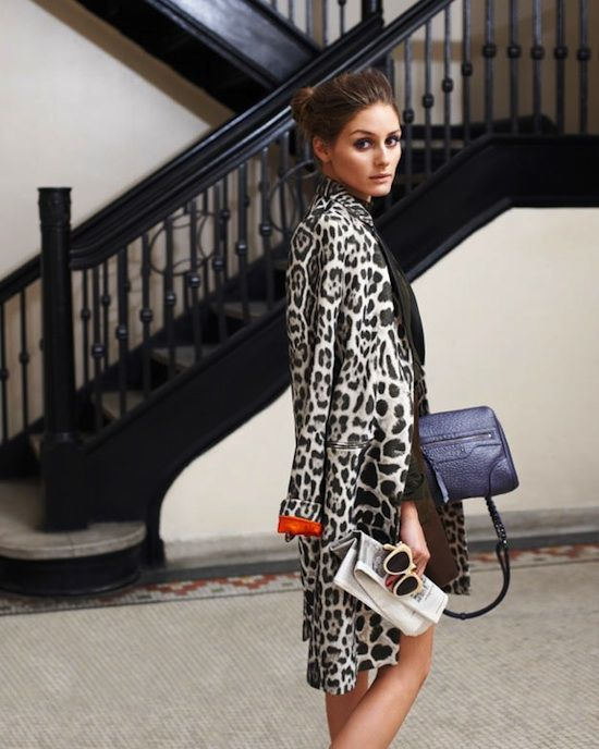 THE OLIVIA PALERMO LOOKBOOK By Marta Martins