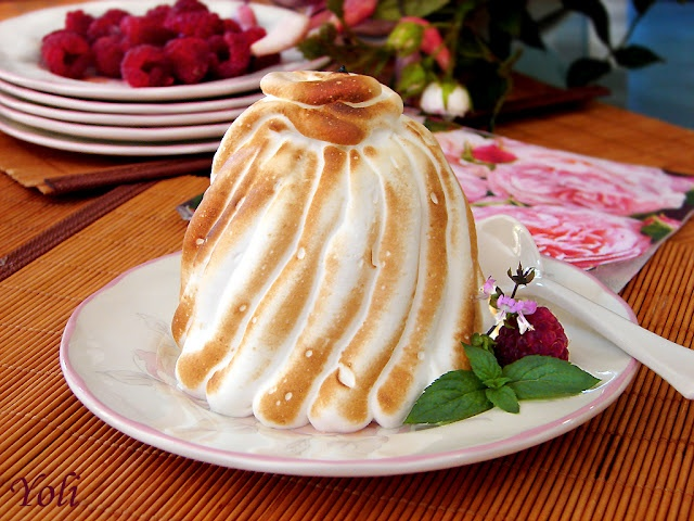 Baked Alaska... | Sweet Things | Pinterest