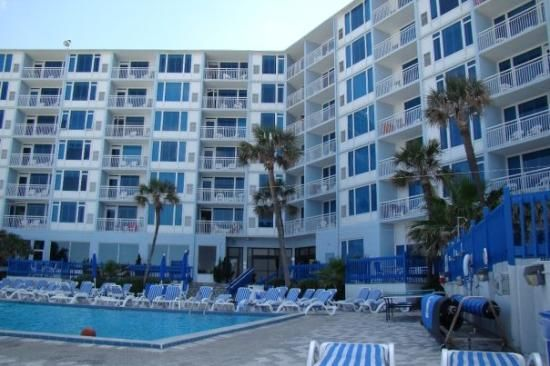 Since 2007, I have enjoyed entertaining family and friends at the Islander Beach Resort in New Smyrna Beach. It is one of my favorite places.