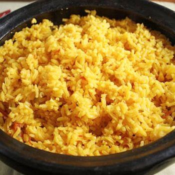 Latin Yellow Rice | Good Eats | Pinterest