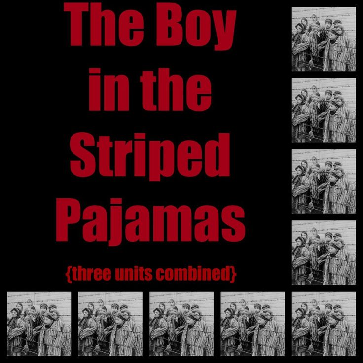 The Book the Boy in Striped Pajamas Characters