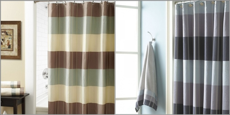 Decorndecor com croscill both these curtains are having a striped