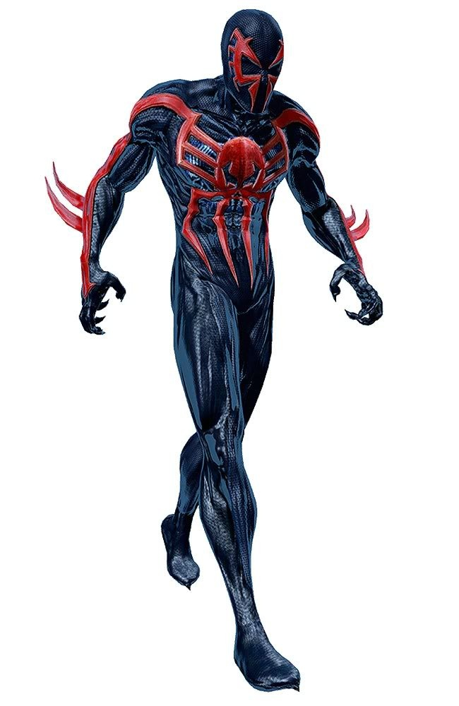 Spider man 2099 Comic Pictures Pinterest