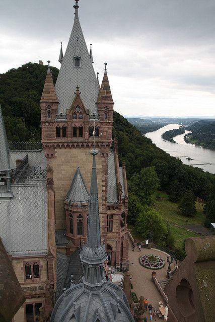 Konigswinter Germany  city photo : Drachenburg Castle, Konigswinter Germany | House Without A Key | Pint ...