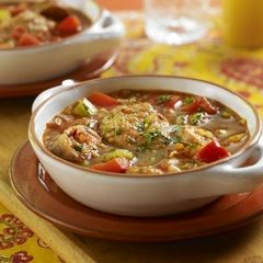 PC Chicken & Andouille Sausage Gumbo | Recipes | Pinterest