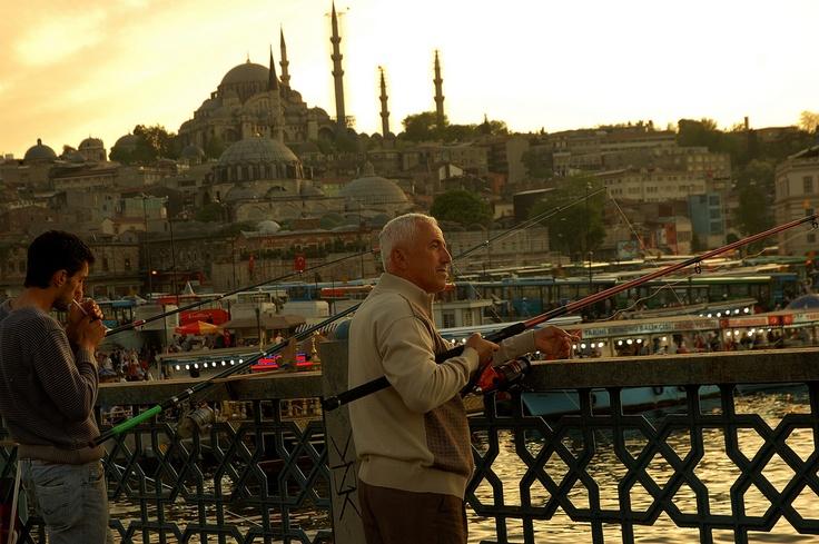ponte di Galata Istanbul posti da visitare in europa edreams blog di viaggi