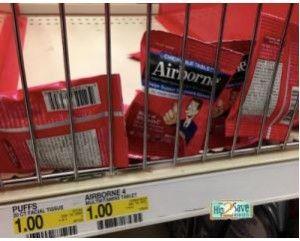 Airborne draper coupons 2018