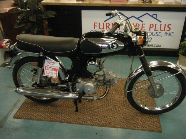 1969 Honda S90 Collector Bike Moto Pinterest