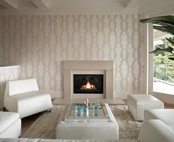modern fireplace surrounds mid century modern pinterest